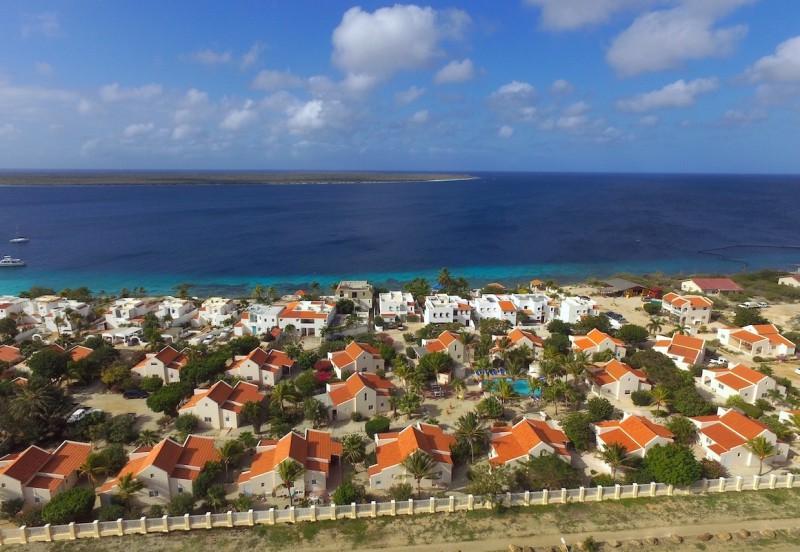 Luchtfoto Bonaire 1