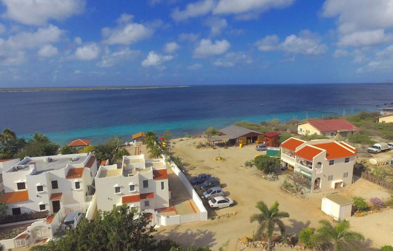Luchtfoto Bonaire 2
