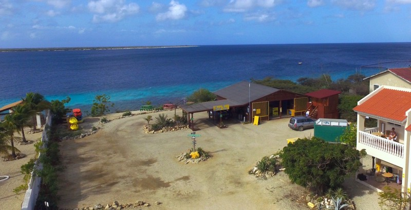 Luchtfoto Bonaire 3